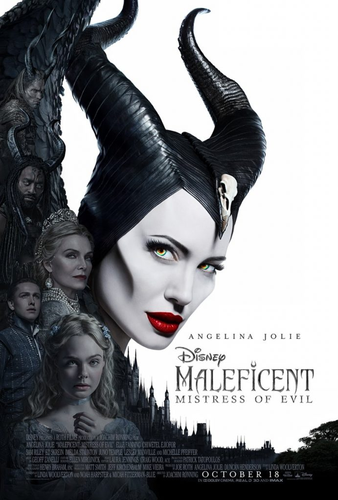 Maleficent Mitress of Evil